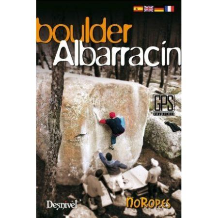 libro-boulder-albarracin-desnivel
